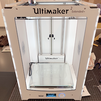 image of ultimaker 3D printer